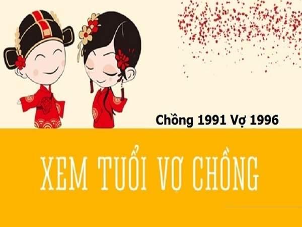 Xem tuổi hợp nhau giữa Nam Tân Mùi 1991 và Nữ Bính Tý 1996