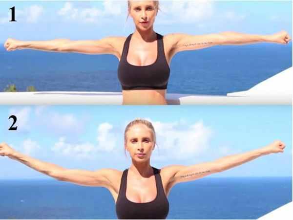 Bài tập giảm mỡ bắp tay với 5 bài tập cơ bản nhất