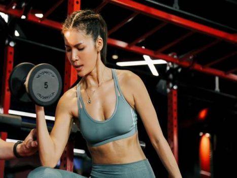 Cách tập gym giảm cân với 4 phương pháp cực hiệu quả