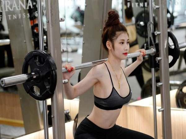 Phương pháp tập gym nữ cho người mới bắt đầu