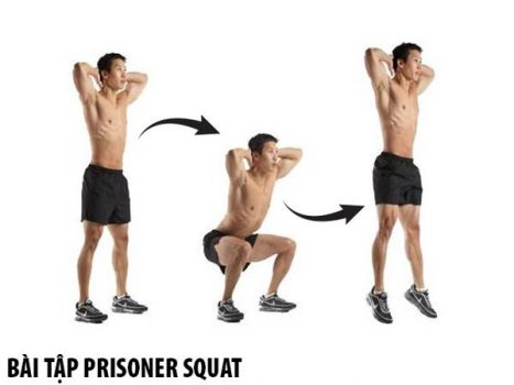 5 Bài tập gym tăng cân nhanh cho người gầy