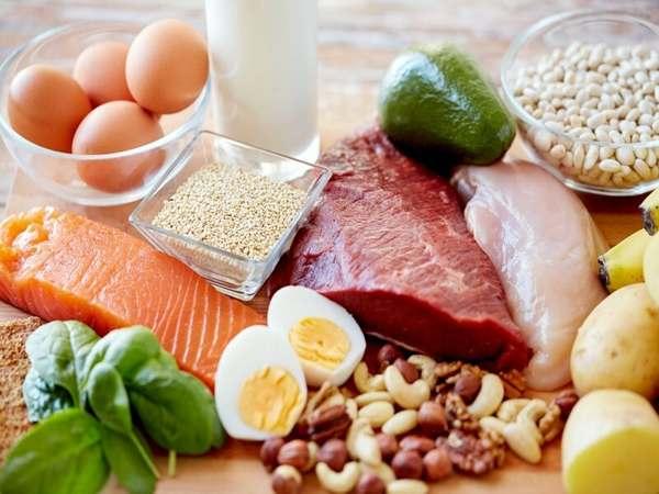 Dinh dưỡng tập gym tăng cân tăng cơ nhanh chóng hiệu quả