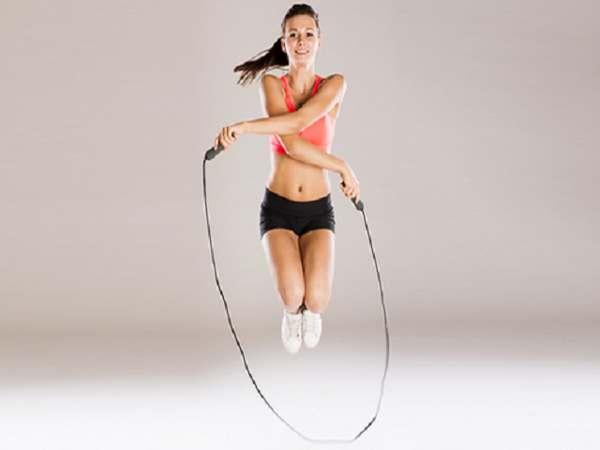 Nhảy dây 10 phút giảm bao nhiêu calo