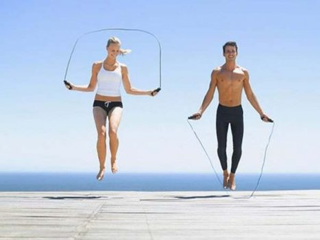 Nhảy dây có giảm cân không, phương pháp nhảy dây đúng cách