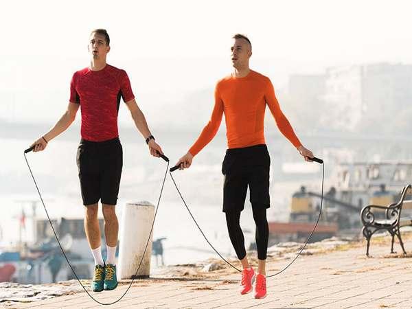 Nhảy dây mỗi ngày với 6 tác dụng không thể bỏ qua
