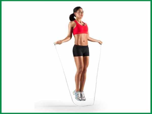 Phương pháp nhảy dây tăng chiều cao