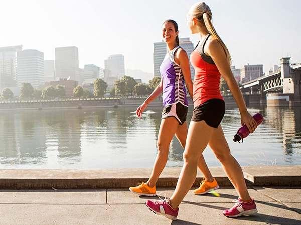 Phương pháp đi bộ giảm cân hiêu quả