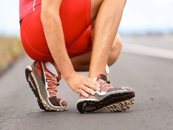 Đau gót chân khi chạy bộ, nguyên nhân và cách khắc phục