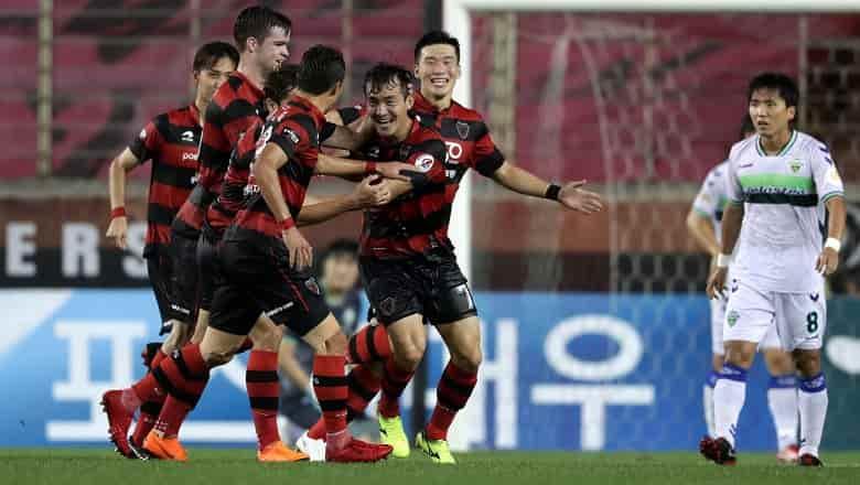 Nhận định trận Gangwon vs Pohang Steelers, 17h00 ngày 29/9